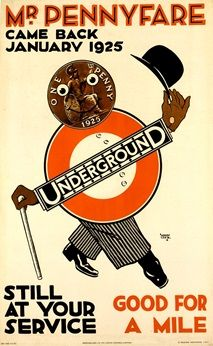 Mr Pennyfare - Alfred Leete (1925)