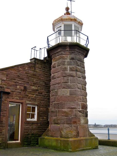 Lighthouse of Morecambe   Lancashire England