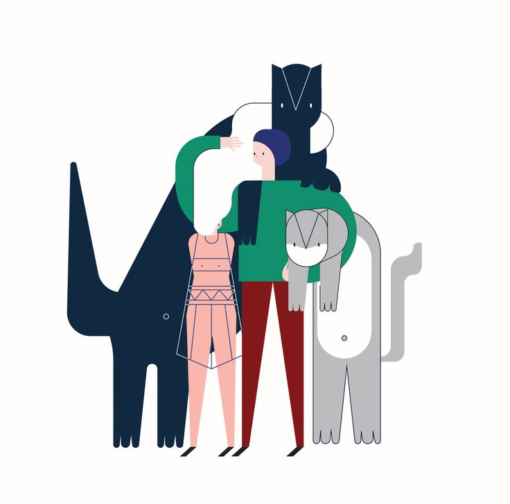 Moving out with our 2 cats 😺💁🏻♂️😺🙆🏼♀️ #illustration #minimalist #cats #catslife #movingout #drawing #shiro #akira #blue #grey #green #pink #couple #illustrationart #illustrator #loretaisac #loreta #romanianillustrator #freelanceartist #womanartist #loveillustration #minimalistart #contemporarydesign #lifeasitis #april18