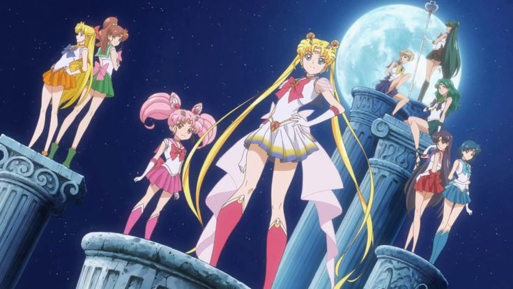 Sailor Moon Crystal - Season 3 - Eternal Eternity