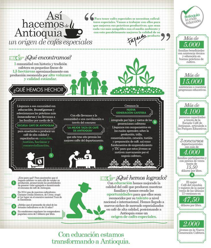 Así hacemos de Antioquia un origen de cafés especiales