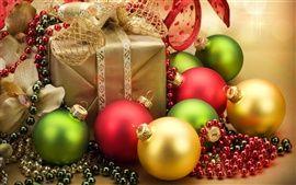 크리스마스 장식과 크리스마스 선물 바탕 화면 그림 사진 이미지