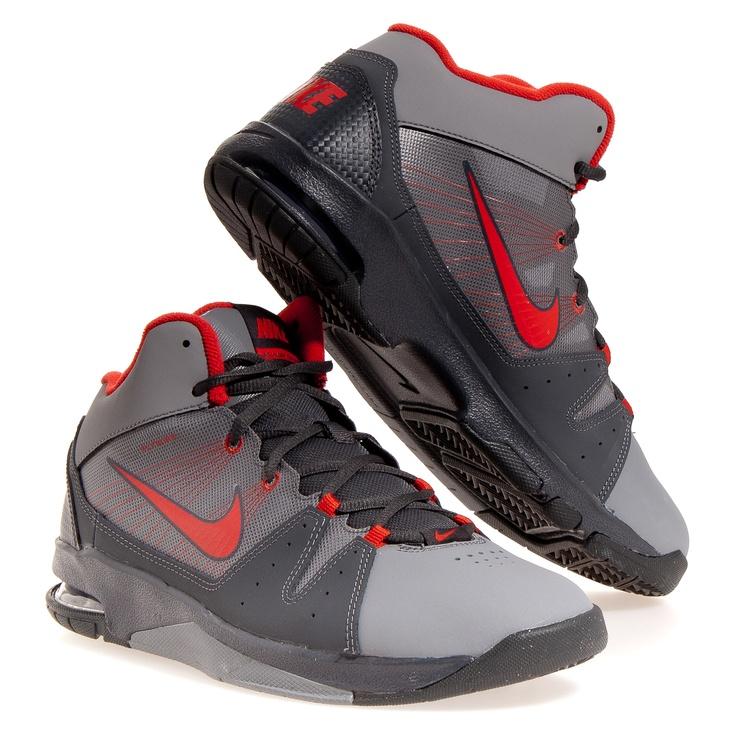 Nike Air Flight Jab Step Men's Basketball Shoes: Grey 10.5