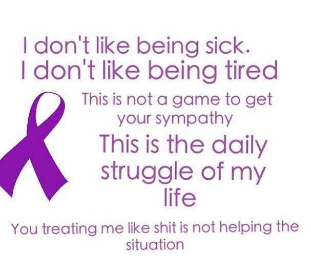 Chronic illness. Invisible illness. Thyroid disease.