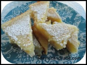 The Best Lemon Bars adayincandiland.com