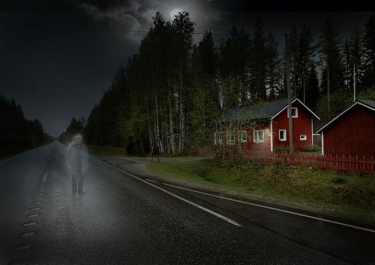 Tapio ja Irma ostivat rintamamiestalon, jossa alkoi 10 vuoden kuluttua kummitella. Lue Meidän talon karmiva tositarina kummitustalossa elämisestä.