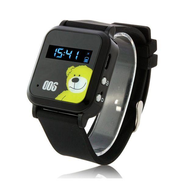 Reloj con GPS para niños y niñas Ideal para tener localizados a nuestros hijos en todo momento.
