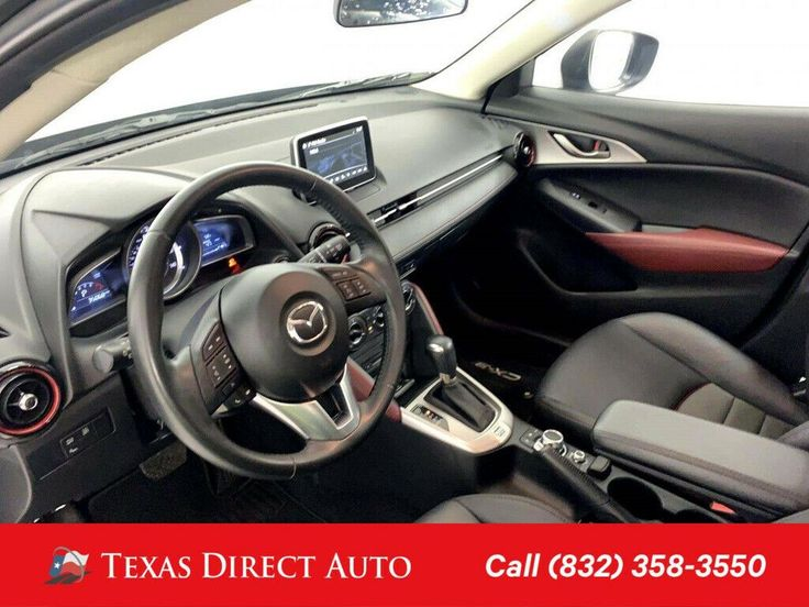 Used 2016 Mazda CX3 Touring Texas Direct Auto 2016
