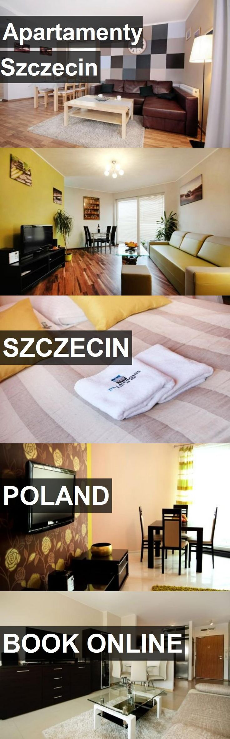 Hotel Apartamenty Szczecin in Szczecin, Poland. For more information, photos, reviews and best prices please follow the link. #Poland #Szczecin #hotel #travel #vacation