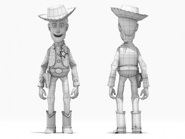 pixar 3d model - Google Search