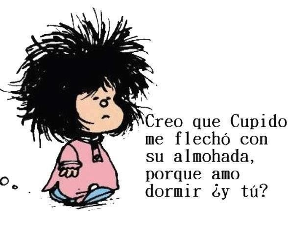Imágenes día de San Valentín para colorear con Mafalda - Imagui