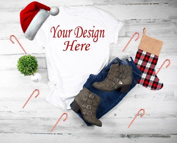 Download Chrsitmas Mockups Christmas Mockup Bundle Tshirt Etsy Tshirt Mockup Shirt Mockup Shirt Designs