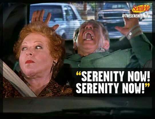 I find myself frequently quoting or referring to Seinfeld episodes quite frequently...just a strange habit I never grew out of.