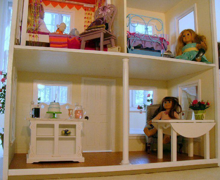 American Girl Dollhouse: Dolls Photos, American Girls Dollhouses, Dolls Stuff, American Girl Dolls, Ag Dolls, Dolls Ideas, American Girls Dol Photos, American Girl Dollhouse, American Girls Dolls