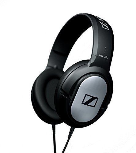 Sennheiser HD 201 Lightweight Over Ear Headphones >>> You can find more details by visiting the image link. Note: It's an affiliate link to Amazon