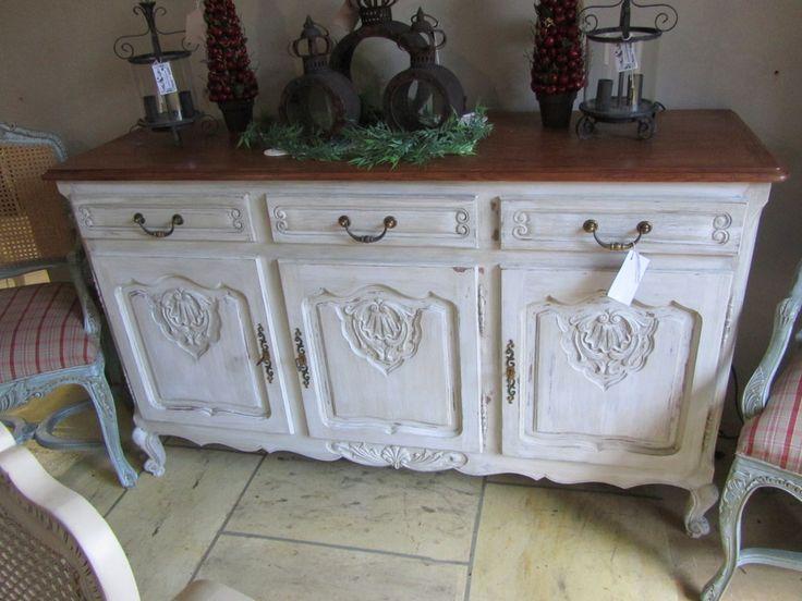 Exquisite 3 Door Vintage Server.