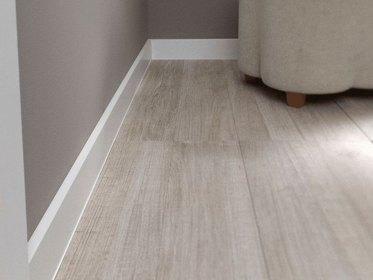 Illustration of Modern Baseboards Types