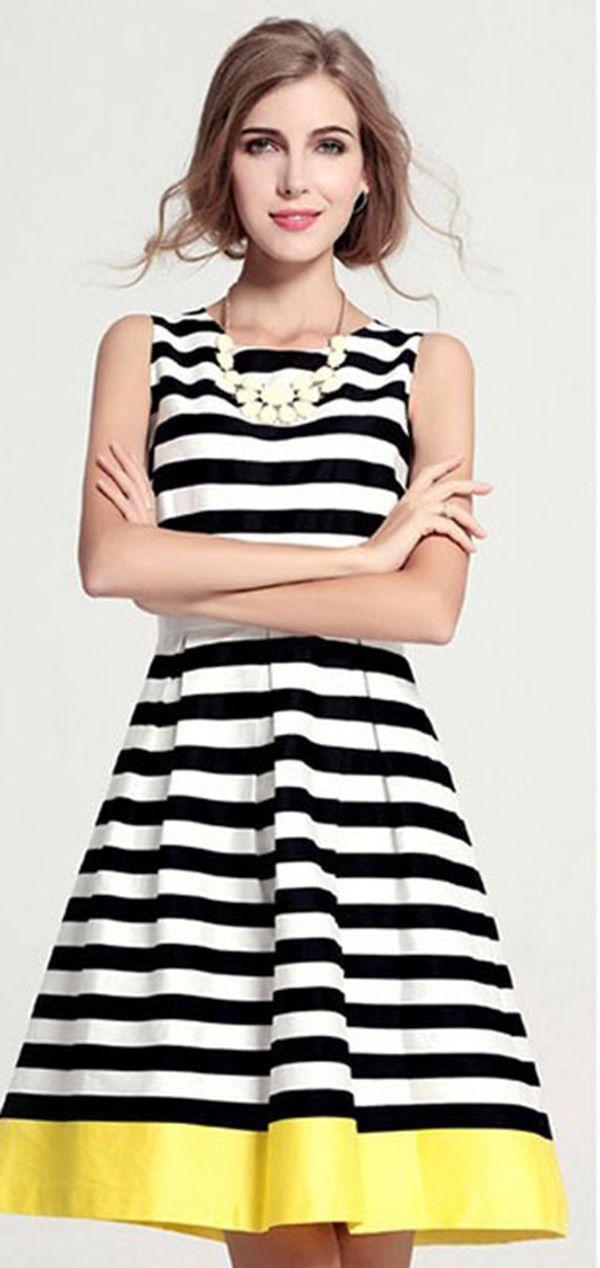 Κέρδισε αυτό το κομψό φόρεμα