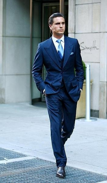 Perfect Suit Style!