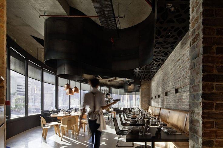 Pony Restaurant / Woods Bagot