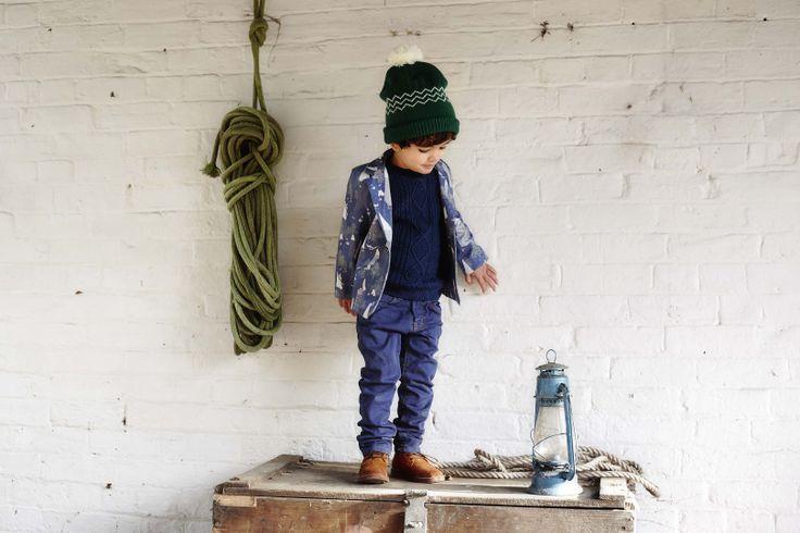 Annaliv Winter '13 Collection. Boys Style. www.annaliv.co.uk . Photograph by Ella Parkes www.ellaparkes.com