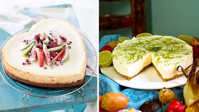 Citroncheesecake är en härlig dessert där sött och syrligt möts i en perfekt kombination. På Mitt kök har vi fantastiska recept du måste kolla in!