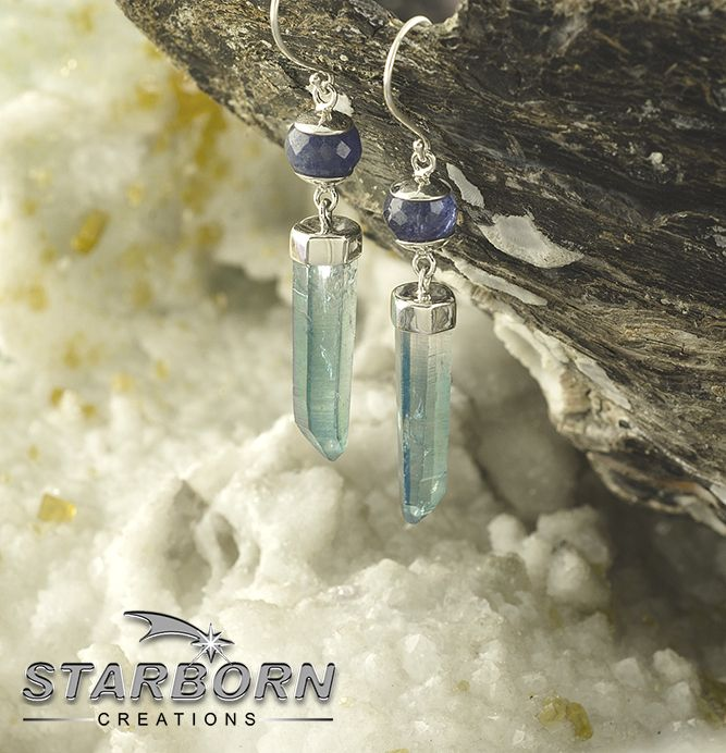 #StarbornCreations, a #CAGiftShow exhibitor, is the premiere manufacturer of unique, hand crafted, one of a kind jewelry inspired by nature.