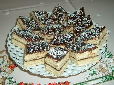 Rozi Erdélyi konyhája: Mézes sütemény