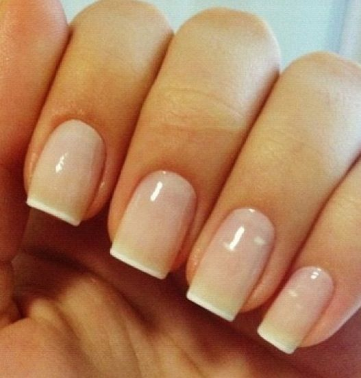 What do french nails say about you