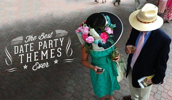 sorority date party theme ideas