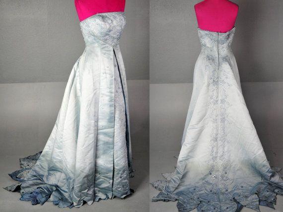 Corpse Bride Wedding Gown