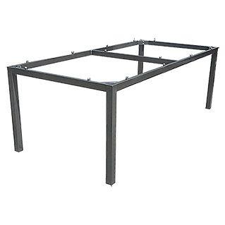 Sunfun Loft Vario-Desk Tischgestell (160 x 90 cm, Aluminium, Anthrazit)