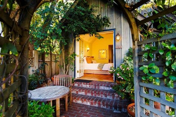 Simpson House Inn The Ultimate Santa Barbara Travel Guide via @mydomaine