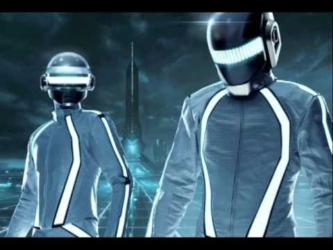 Daft Punk - The Grid (Dirty Androids Remix) - YouTube