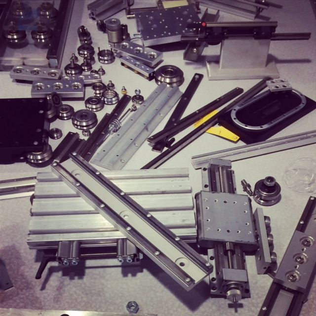 Linear Rail Brake : Images about linear motion guides and slides on