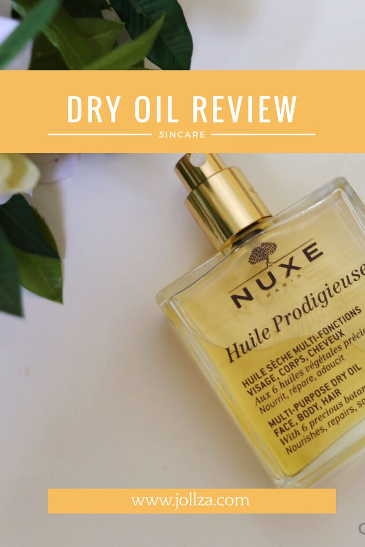 REVIEW ON HUILE PRODIGIEUSE MULTI-USAGE DRY OIL DRY OIL – FACE, BODY AND HAIR