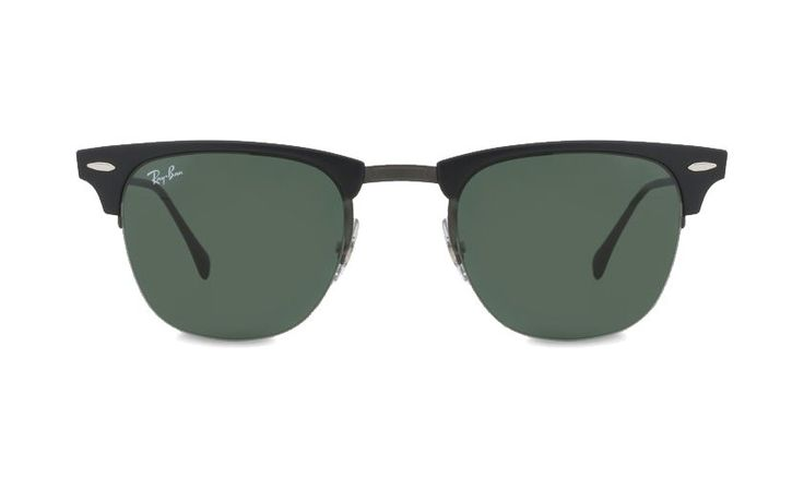 Clubmaster Light Ray Sunglasses by Ray Ban. Stand out of the crowd with Ray-Ban Clubmaster Light Ray Sunglasses. Sunglasses with half-rim frame that look so trendy, this kind of style will be still on the trend, because of the unique style. Titanium frame with gradient tint lens makes this clubmaster sunglasses look trendy.    http://www.zocko.com/z/JEoQu