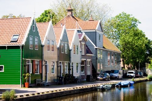 Papenpad in Zaandam met oud-katholieke schuilkerk