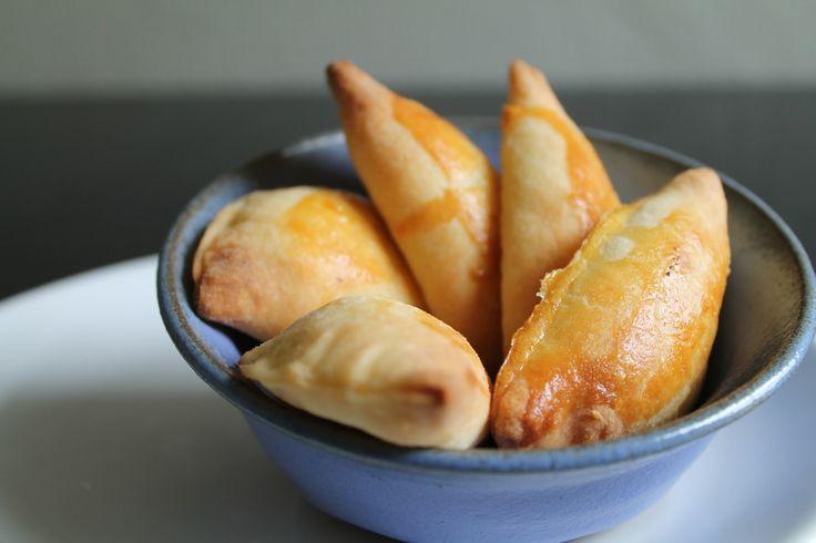 Greek Feta Cheese Pies | Della Cucina Povera