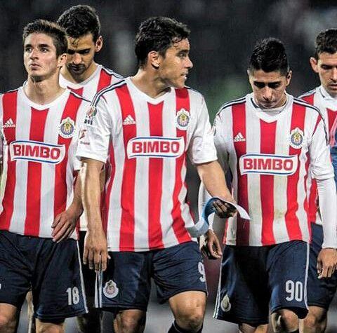 Equipo Chivas 2015