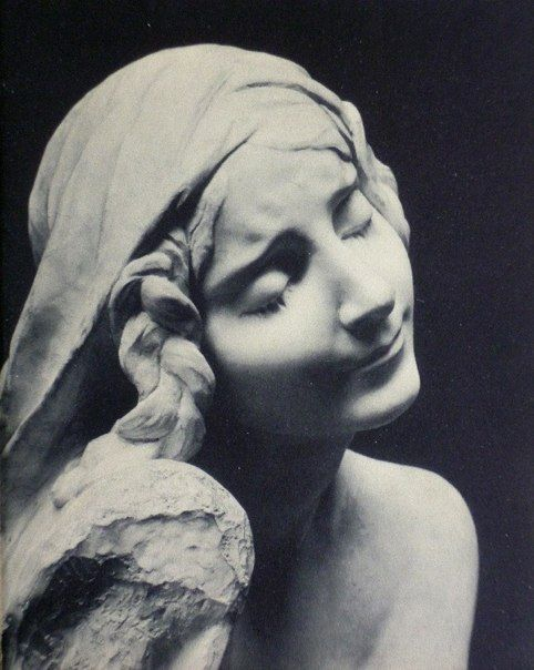 ☫ Angelic ☫ winged cemetery angels and zen statuary - Victor Rousseau | De Perzische danseres Armen-Ter-Ohanian, 1916-20