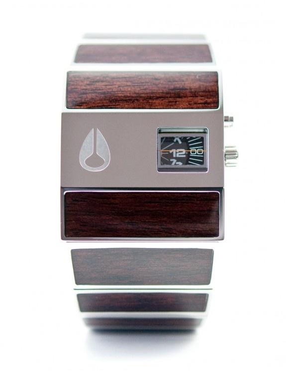 Nixon watch- the darker version of Matt's watch!