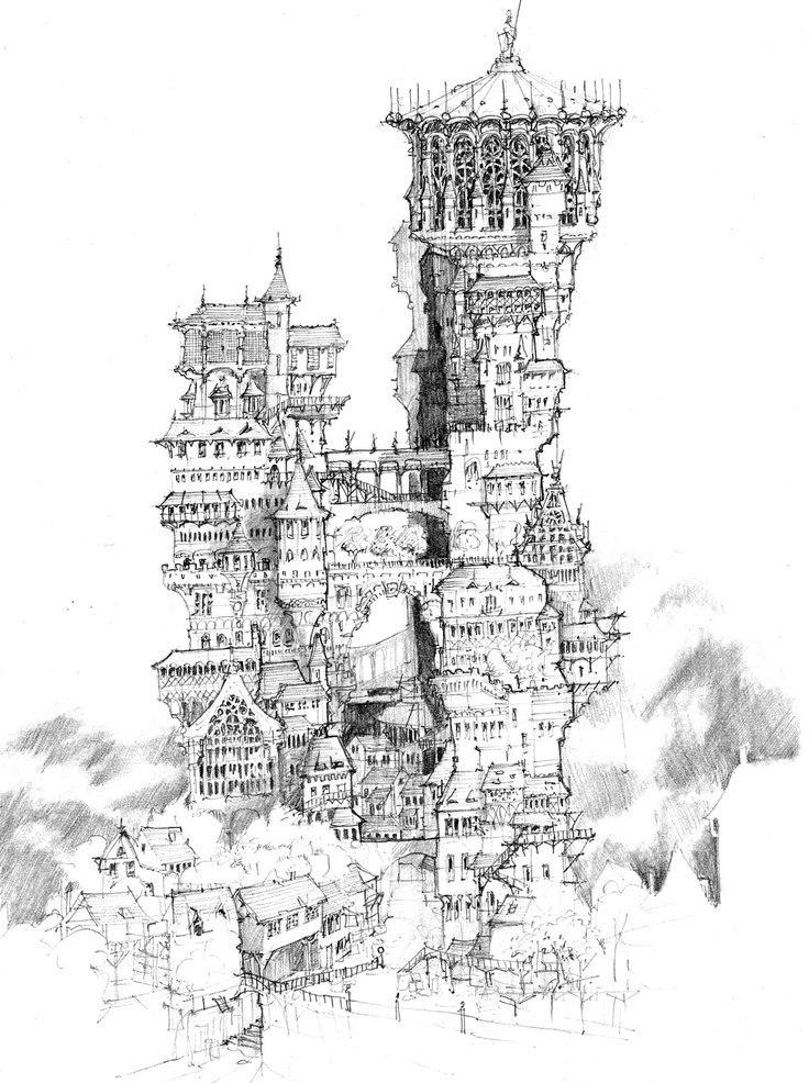 Haydens Artworks -from my sketchbooks