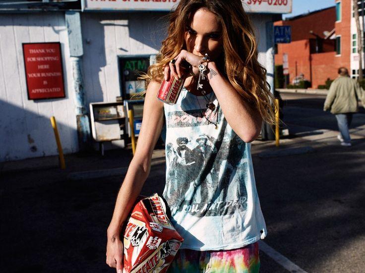 Erin Wasson - Oracle Fox