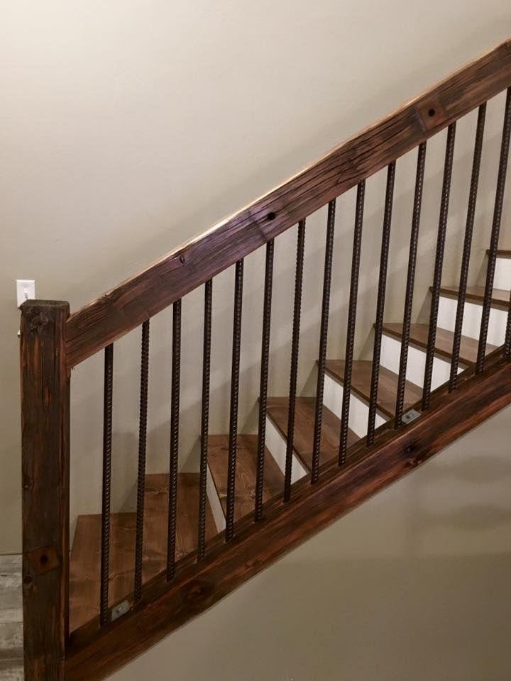 Top 25+ best Indoor stair railing ideas on Pinterest