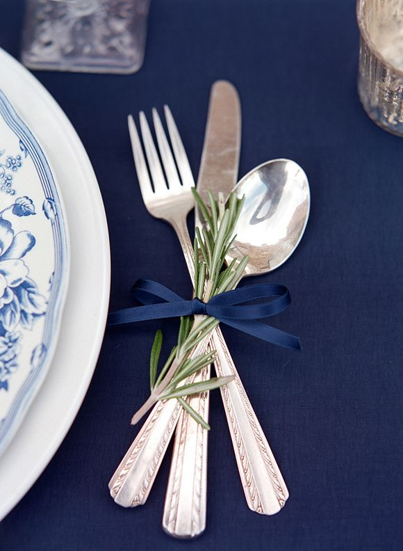 Elegant inspiration for table setting