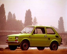 Fiat 126p - these cars are just awful, but well, they are a part of Polish…