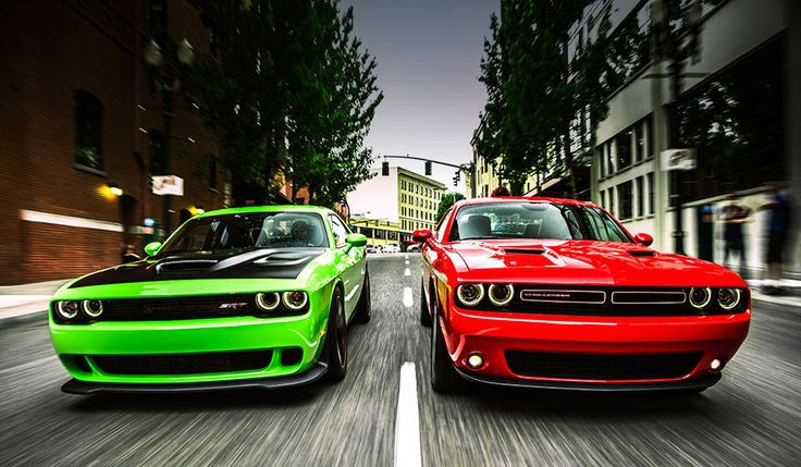 #Dodge #Challenger ... The Archetypal American Muscle Car