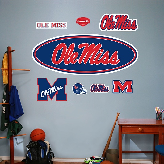 Ole Miss Rebels Logo