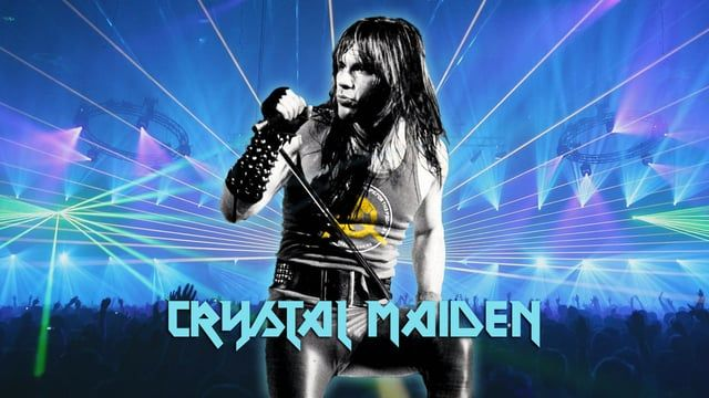 MASHUP: Crystal Maiden. The Crystal Method - Jupiter Shift, Iron Maiden - Seventh Son of a Seventh Son. Mashed by Wax Audio. MP3 available at: https://soundcloud.com/waxaudio/crystal-maiden